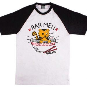Ramen Tiger T-Shirt