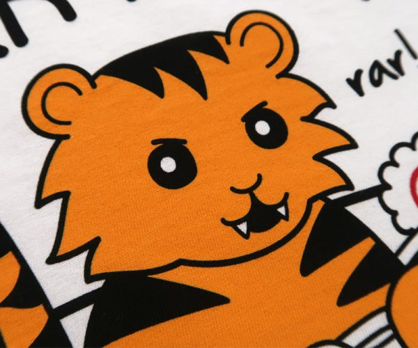 Cute Tiger T-Shirt