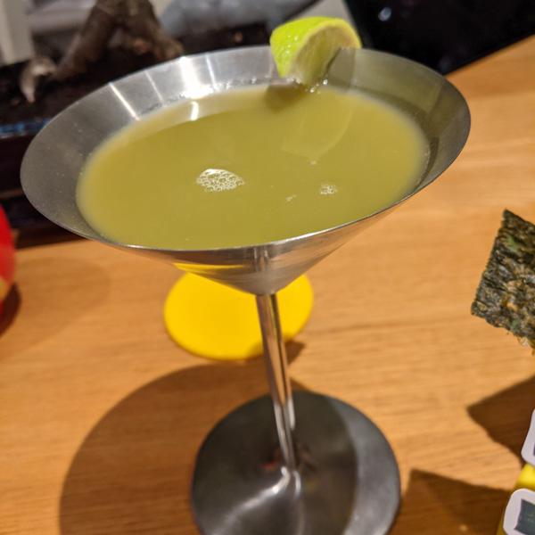 Matcha Detox Mocktail