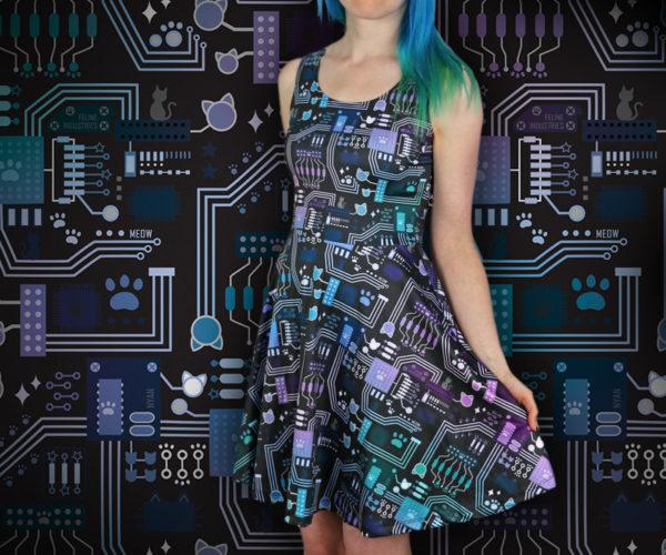 Circatboard Dress