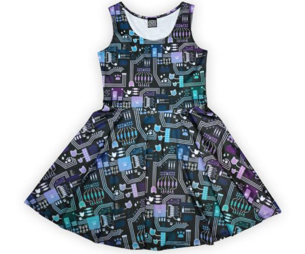 Circatboard Dress Front