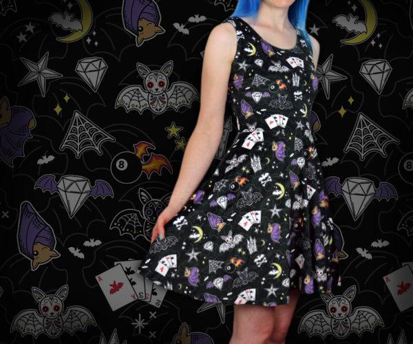 Battoos dress